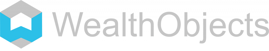 WealthObjects White Logo footer